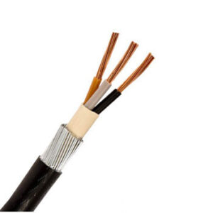 4mm 3 Core Armoured Cable