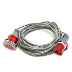 125A Three Phase SY Extension Leads