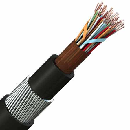 5 pair telephone cable