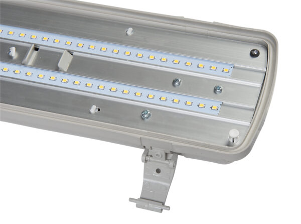 5FT Twin Non-Corrosive LED Fitting